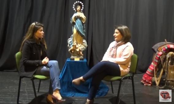 Entrevista a la Oferente de La Encamisá 2018