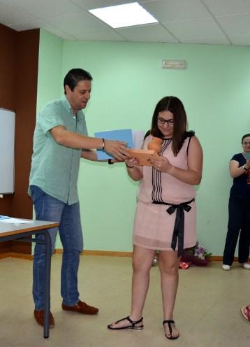 Graduación de la 8ª Promoción de la ESO y 1ª de FP en el Vía Dalmacia