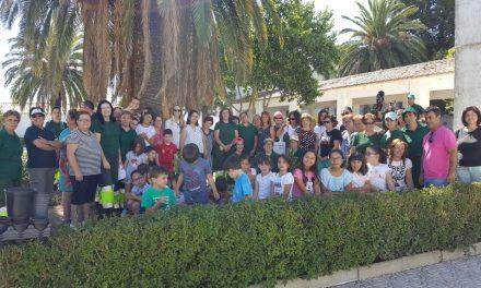 Charla sobre acoso escolar y su relación con la  desigualdad de género en Valdencín