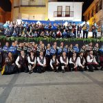 """Nuestro traje típico y el Grupo de Coros y Danzas de Torrejoncillo en el V Seminario de Folklore """"Saber Popular"""" en Olivenza"""