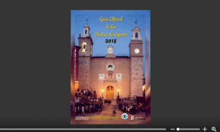 Guía Digital Fiestas de Agosto 2018