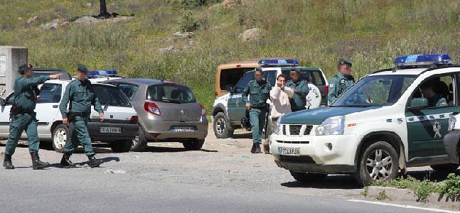 La operación Bahondo se ha saldado con la detención de seis personas - ANDY SOLÉ