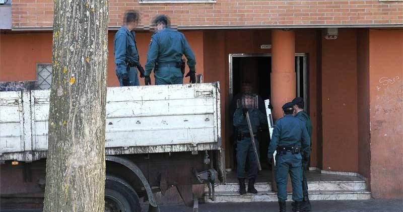 Desmantelada una banda que robaba en casas de tres provincias, entre ellas Cáceres