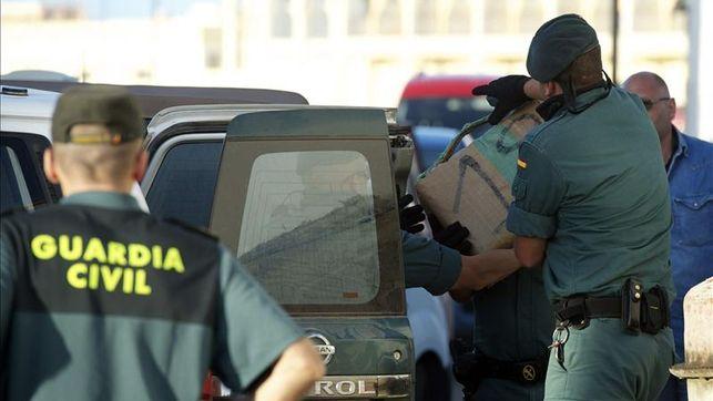 Cuatro detenidos en dos operaciones antidroga en Ceclavín y Malpartida de Plasencia