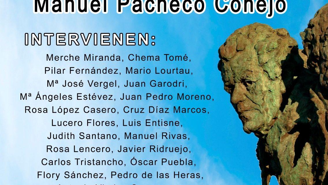 Maratón Literario en homenaje al poeta Manuel Pacheco