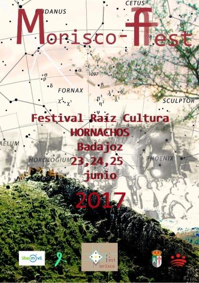 Torrejoncillano en el Morisco Fest de Hornachos