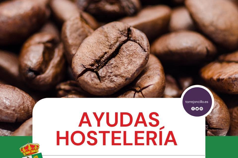 Ayudas dirigidas al sector de la hostelería y/o restauración de Torrejoncillo y Valdencín