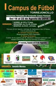 I Campus Futbol Torrejoncillan