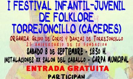 I Festival Infantil – Juvenil de Folklore