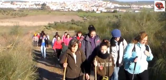 Las rutas senderistas de Torrejoncillo cada vez con más aceptación