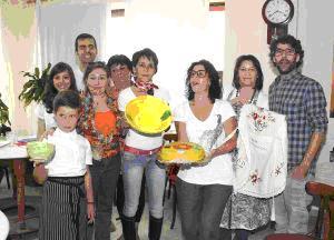 La torrejoncillana Leonor López gana el II concurso 'Gazpachito' de Coria