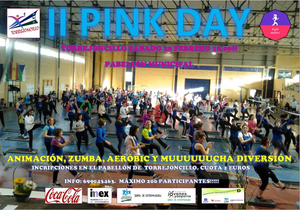 II Pink Day Torrejoncillo