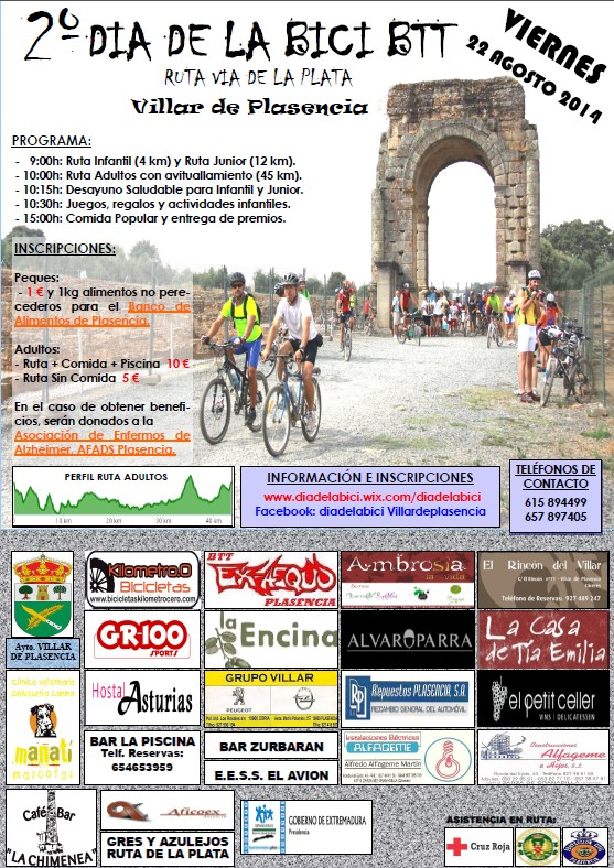 II dia de la bici