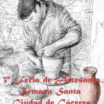 La artesanía Torrejoncillana en la III feria Internacional de Artesanía de Semana Santa Ciudad de Cáceres