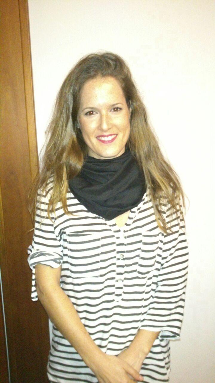 Mara Núñez resulta agraciada en el sorteo de Portaestandarte