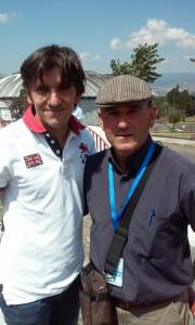 Diego Ventura y Paco
