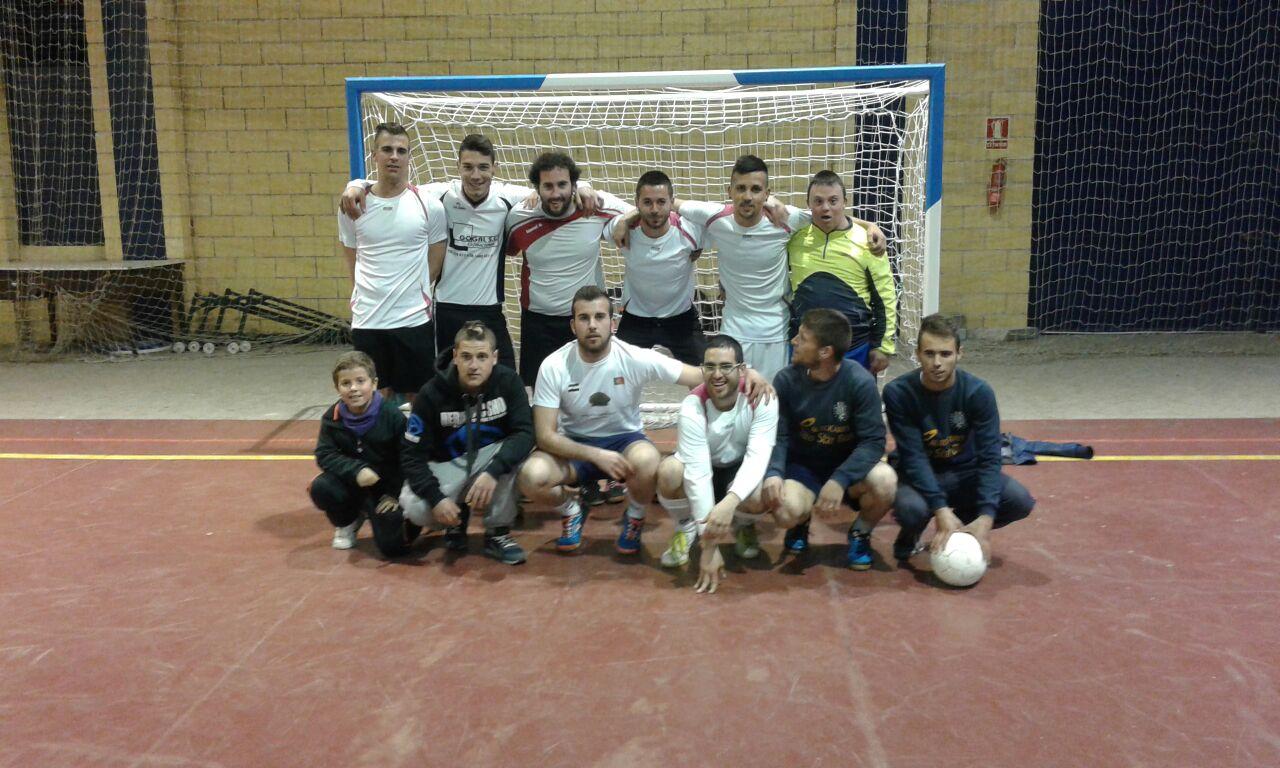 Finaliza la Liga Local de Fútbol Sala Anvi-Chopera
