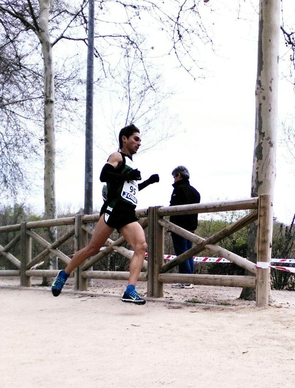 Sabor agridulce en el Campeonato de España de Campo a Través