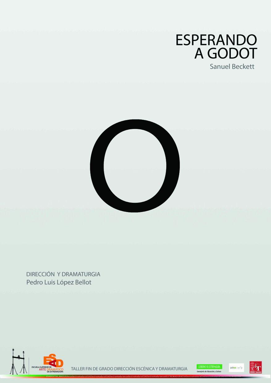 Estreno de «Esperando a Godot», una obra dirigida por Pedro Luis López
