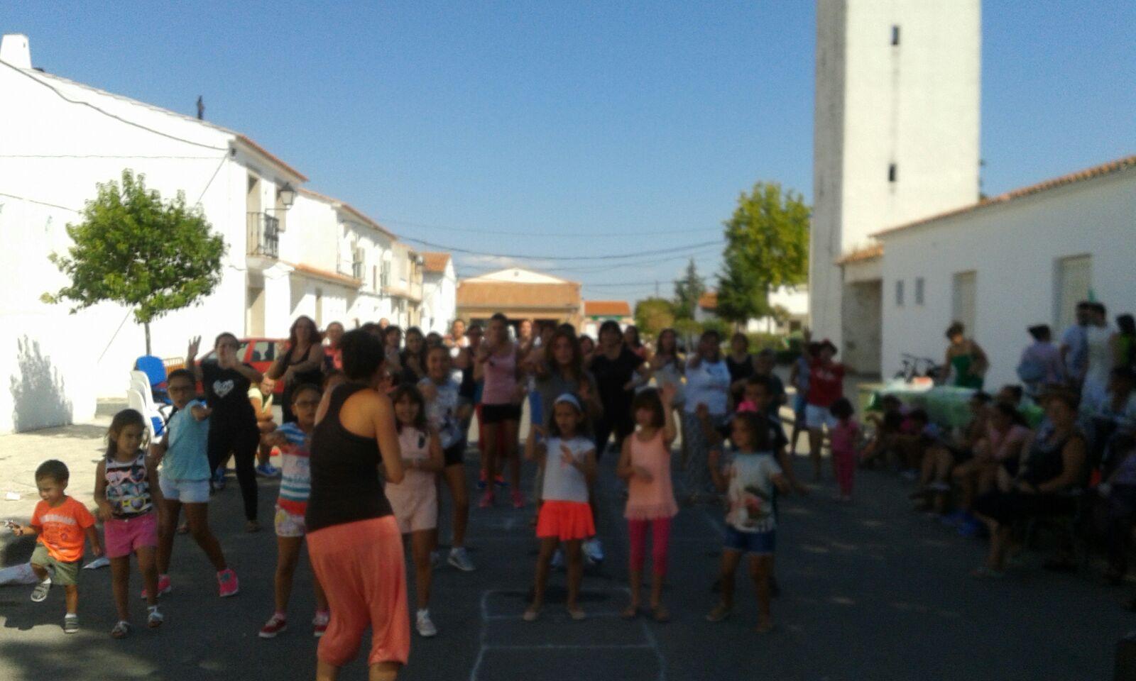 Crónica de un Día de Extremadura en Valdencín