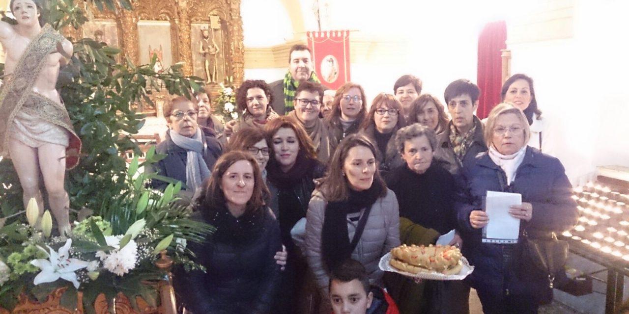 """Los Mayordomos de San Sebastián 2018 revitalizan la tradición de """"La Rosquilla"""""""
