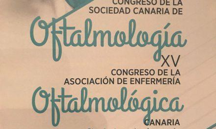 El Doctor Santos Bueso premiado por la Sociedad de Enfermería oftalmológica canaria