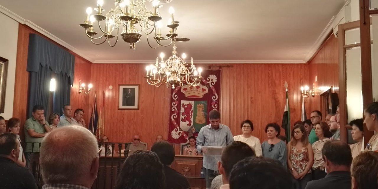 Emoción en el acto-homenaje al Alcalde José María Arias Torres