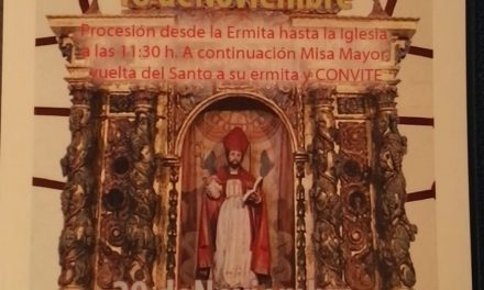 Fiesta en honor a San Saturnino