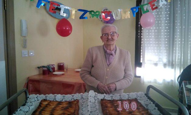 Soledad cumple un siglo