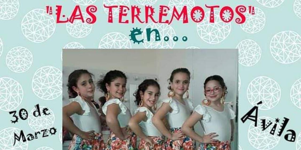 """""""Las Terremotos"""" en la final nacional de """"Vive tu sueño"""""""