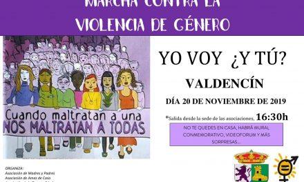 Actividades contra la Violencia de Género