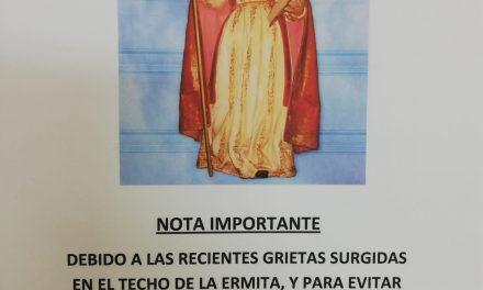 Conmemoración de la festividad de San Saturnino