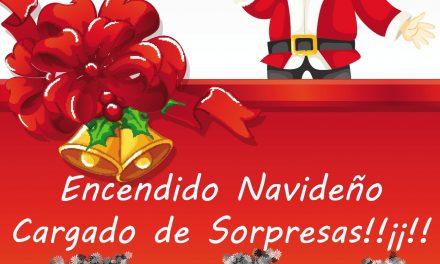 Encendido del Árbol de Navidad en Valdencín