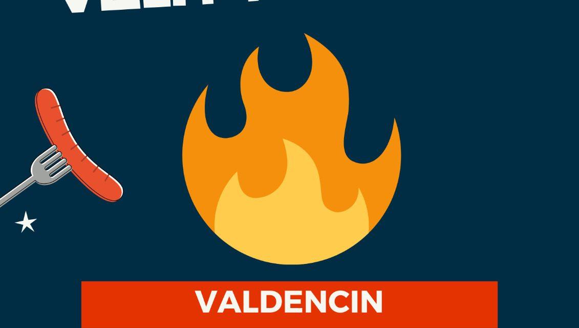 Velá Popular en Valdencín