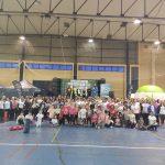 Éxito en el VI Pink Day Torrejoncillano con 170 participantes