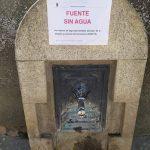 Las fuentes de Torrejoncillo se encuentran fuera de servicio