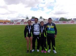 Orgullosos medallistas - MARIO MIRABEL