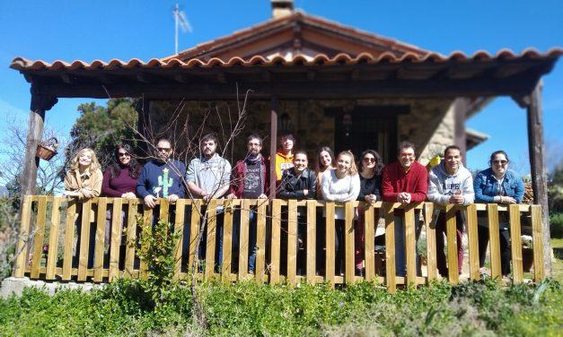 Echan a andar el campamento y la acampada de Cáritas 2019