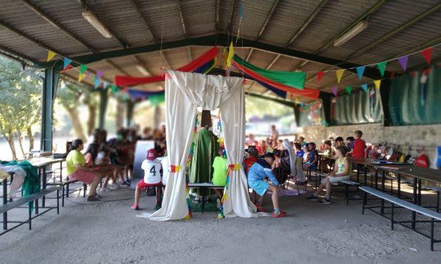 Campamento de Villamiel 2019