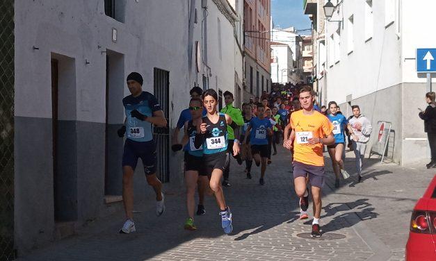 Miguel Ángel Rodrigo y Juan Luis Cirujano vencedores absolutos de las San Silvestres locales