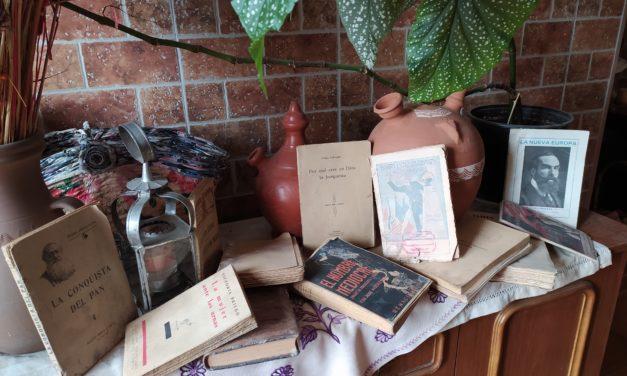 Hallados libros pertenecientes a la Biblioteca Social «Pablo Iglesias»