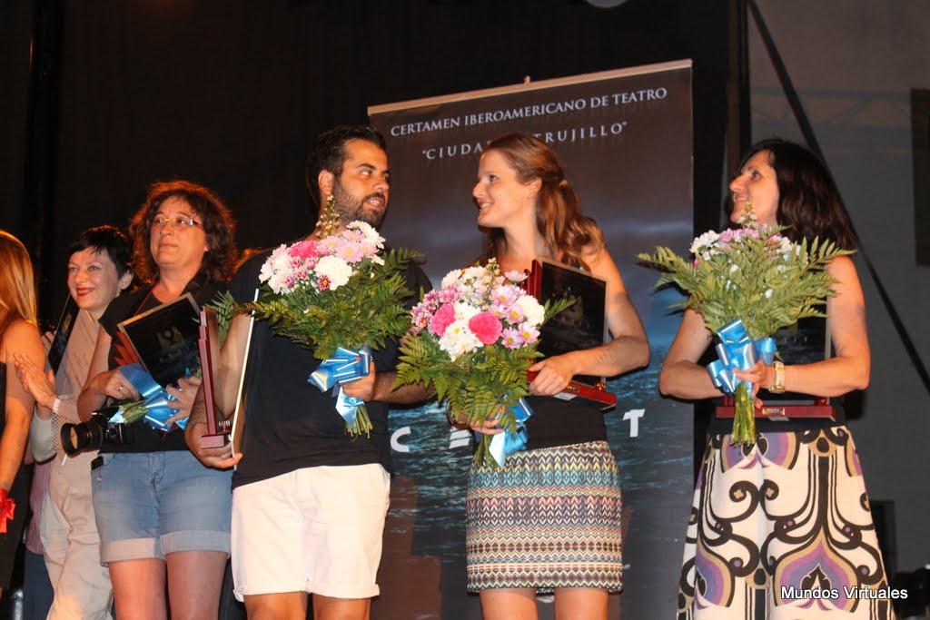 Gran fin de semana de Jachas Teatro con tres nuevos galardones para su «Señorita Guardesa»