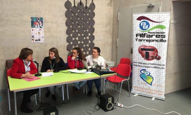 Radio Alfares en el I Premio «Acción Educativa» del CPR de Navalmoral de la Mata