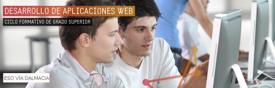 El I.E.S.O. Vía Dalmacia contará con Formación Profesional de Grado Superior en Desarrollo en Aplicaciones Web