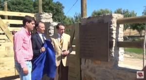 Inauguración Parque Laguna Arriva y Presa de Portaje-TTN