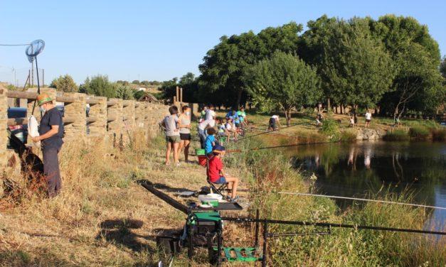 Maratón de Pesca de la Sociedad de Pescadores Los Encinares de Torrejoncillo