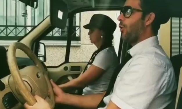 Precioso brote de vídeos musicales en Torrejoncillo