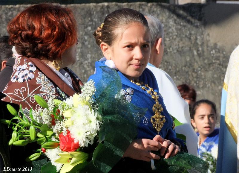 Eduardo Testón e Inmaculada Muñoz dieron comienzo a los actos centrales de La Encamisá 2013 (con galería fotográfica)
