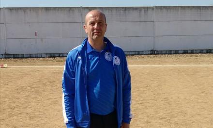 Un torrejoncillano en el Campeonato de Extremadura de Petanca previo al nacional
