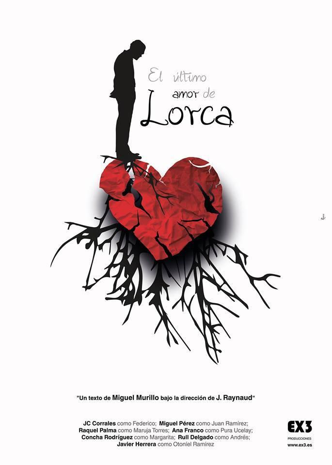 JC Corrales: El último amor de Lorca